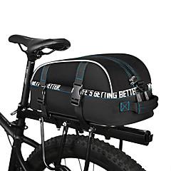 abordables Bolsas para Bicicleta-ROSWHEEL 8 L Bolsas Maletero Impermeable, Resistente a la lluvia, Multi capa Bolsa para Bicicleta Poliéster 600D Bolsa para Bicicleta Bolsa de Ciclismo Ciclismo / Bicicleta / Bandas Reflectantes