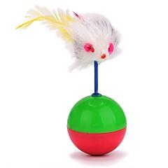 お買い得  猫用おもちゃ-インタラクティブ / ぬいぐるみ / マウスおもちゃ ペットフレンドリー / フォーカス玩具 / 減圧玩具 プラッシュ 用途 犬用 / ウサギ / 猫用