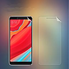Недорогие Защитные плёнки для экранов Xiaomi-Nillkin Защитная плёнка для экрана для XIAOMI Xiaomi Redmi S2 PET 1 ед. Протектор объектива спереди и камеры Ультратонкий / Матовое стекло / Защита от царапин