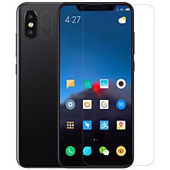 Недорогие Защитные плёнки для экранов Xiaomi-Nillkin Защитная плёнка для экрана для XIAOMI Xiaomi Mi 8 PET 1 ед. Протектор объектива спереди и камеры HD / Ультратонкий / Защита от царапин