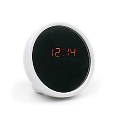 お買い得  クロック-目覚まし時計 LED 高級ABS樹脂 自動巻き腕時計 1 pcs