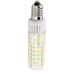 お買い得  LED 電球-1個 7.5 W 937 lm E14 LEDコーン型電球 T 100 LEDビーズ SMD 2835 温白色 / クールホワイト 85-265 V