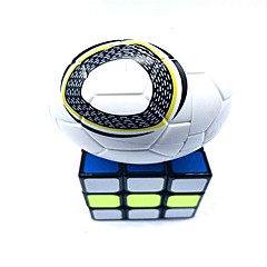 preiswerte Magischer Würfel-Zauberwürfel WMS Scramble-Würfel / Floppy-Würfel 2*2*2 / 3*3*3 Glatte Geschwindigkeits-Würfel Rubiks Würfel Puzzle-Würfel Stress und Angst Relief / Generisches Geschenk