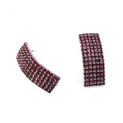 preiswerte Ohrringe-Damen Stilvoll Tropfen-Ohrringe - Stilvoll, Modisch Silber / Rot / Dunkelgrün Für Geschenk / Party