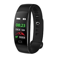 levne Chytrá elektronika-BoZhuo F64HR Inteligentní hodinky Android iOS Bluetooth Sportovní Voděodolné Monitor pulsu Měření krevního tlaku Krokoměr Záznamník hovorů Měřič spánku sedavé Připomenutí Najdi mé zařízení / Budík