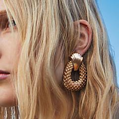 abordables Bijoux pour Femme-Femme Boucles d'oreille goutte - Sirène Rétro, Mode Rouge / Vert / Rose Pour Quotidien Formel