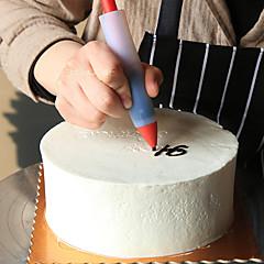 お買い得  ベイキング用品&ガジェット-ベークツール シリコーン 多機能 / 3D / クリエイティブキッチンガジェット 調理器具のための ケーキ型 1個