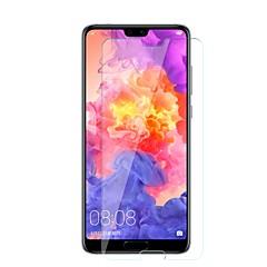 voordelige Nieuwe collectie-Screenprotector voor Huawei Huawei P20 Pro Gehard Glas 1 stuks Voorkant screenprotector 9H-hardheid / Krasbestendig