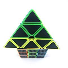 abordables Cubos IQ-Cubo de rubik z-cube Pyramid / Scramble Cube / Floppy Cube 3*3*3 Cubo velocidad suave Cubos de Rubik rompecabezas del cubo Alivio del estrés y la ansiedad Regalo
