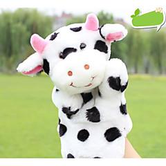 abordables Marionetas-Muñecas Peluches Juguetes Animal Poliéster Bebé Piezas