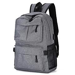 """preiswerte Laptop Taschen-Jeansstoff Solide Rucksäcke 15 """"Laptop"""