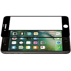 Недорогие Защитные плёнки для экранов iPhone 7 Plus-Защитная плёнка для экрана для Apple iPhone 7 Plus Закаленное стекло 1 ед. Защитная пленка на всё устройство HD / Уровень защиты 9H / Взрывозащищенный