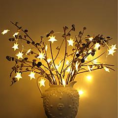 preiswerte LED Lichtstreifen-ZDM® 5m Leuchtgirlanden 50 LEDs LED Diode Kühles Weiß / Blau / Dual Light Source Farbe Wasserfest / USB / Neues Design USB angetrieben 1pc