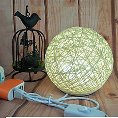 preiswerte Ausgefallene LED-Beleuchtung-HKV 1 set LED-Nachtlicht Warmes Weiß USB Kreativ / Mit USB-Anschluss / Dekoration 5 V