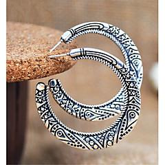 preiswerte Ohrringe-Damen Retro Skulptur Ohrstecker Ohrring - Totem Serie Rustikal / Ländlich, Koreanisch, Modisch Gold / Silber Für Festtage Klub