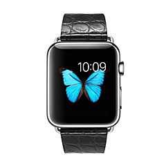 abordables Correas para Apple Watch-Ver Banda para Apple Watch Series 4/3/2/1 Apple Correa de Cuero Piel / Cuero Auténtico Correa de Muñeca