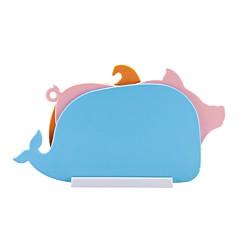 お買い得  ベイキング用品&ガジェット-ベークツール プラスチック 多機能 パン / ピザ / 野菜のための アニマル セット 3本