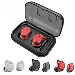 お買い得  ヘッドセット、ヘッドホン-Factory OEM TWS-8 耳の中 ワイヤレス ヘッドホン イヤホン ポリプロピレン+ABS樹脂 携帯電話 イヤホン マイク付き / 充電ボックス付き ヘッドセット