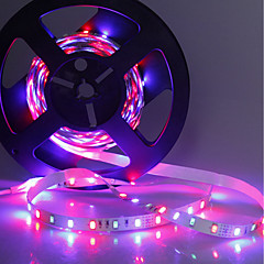 preiswerte LED Lichtstreifen-SENCART 5m Flexible LED-Leuchtstreifen 300 LEDs SMD5630 RGB / Weiß / Rot Schneidbar / Dekorativ / Verbindbar 12 V 1pc