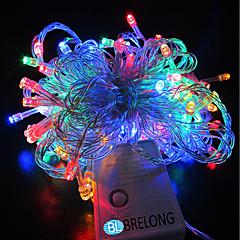 preiswerte LED Lichtstreifen-brelong wasserdicht 10 meter 100led 8 muster urlaub dekoration string us regulation ac110v