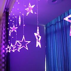 お買い得  LED ストリングライト-3M ストリングライト 10 LED パープル 装飾用 220-240 V 1セット