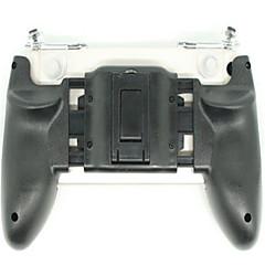 abordables Accesorios para Juegos de Smartphone-controlador de juegos agarre / juego de gatillo para publicación, instalación rápida controlador de juegos agarre / juego de disparos abs 1 uds.