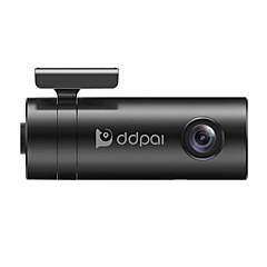abordables Electrónica de Coche-ddpai mini 1080p hd car dvr 140 grados gran angular 2mp sin pantalla dash cam con grabadora de wifi (salida por aplicación, versión cn)