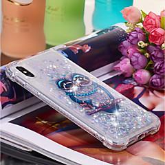 Недорогие Кейсы для iPhone X-Кейс для Назначение Apple iPhone XR / iPhone XS Max Кошелек / Бумажник для карт / со стендом Кейс на заднюю панель Сова Мягкий ТПУ для iPhone XS / iPhone XR / iPhone XS Max