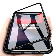 Недорогие Чехлы и кейсы для Xiaomi-Кейс для Назначение Xiaomi Mi 8 / Mi 8 SE Защита от удара / Магнитный Кейс на заднюю панель Однотонный Твердый Металл для Xiaomi Mi 8 / Xiaomi Mi 8 SE