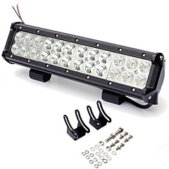 abordables Luces de Coche-OTOLAMPARA 1 Pieza Coche Bombillas 72 W LED de Alto Rendimiento 7200 lm 24 LED Luz de Trabajo Para Jeep / Ford / Land Rover Freelander / Lancer / Patriot Todos los Años