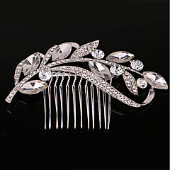 cheap Hair Jewelry-Women's Fashion Hair Comb - Floral