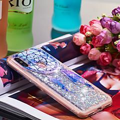 Недорогие Чехлы и кейсы для Xiaomi-Кейс для Назначение Xiaomi Mi 6X Защита от удара / Сияние и блеск Кейс на заднюю панель Ловец снов / Сияние и блеск Мягкий ТПУ для Xiaomi Mi 6X(Mi A2)