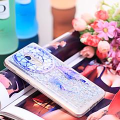 Недорогие Чехлы и кейсы для Xiaomi-Кейс для Назначение Xiaomi Redmi Note 4 Защита от удара / Сияние и блеск Кейс на заднюю панель Сова / Ловец снов / Сияние и блеск Мягкий ТПУ для Xiaomi Redmi Note 4