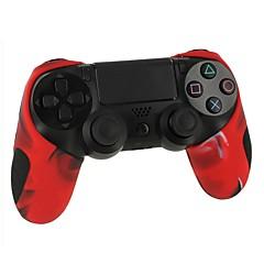 お買い得  ビデオゲーム用アクセサリー-PS4 ゲームコントローラのケースプロテクター 用途 ソニーPS4 、 クリエイティブ / 新デザイン / 愛らしいです ゲームコントローラのケースプロテクター シリコーン 1 pcs 単位