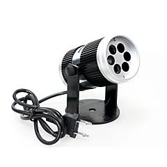 preiswerte Ausgefallene LED-Beleuchtung-BRELONG® 1pc LED-Nachtlicht RGB AC betrieben Kreativ / Atmosphäre Lampe / US 110-120 V