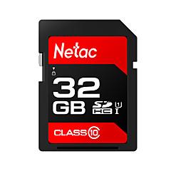 お買い得  メモリカード-Netac 32GB メモリカード UHS-I U1 / クラス10 p600