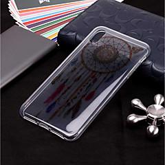 Недорогие Кейсы для iPhone X-Кейс для Назначение Apple iPhone XR / iPhone XS Max Прозрачный / С узором Кейс на заднюю панель Ловец снов Мягкий ТПУ для iPhone XS / iPhone XR / iPhone XS Max