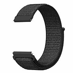 ieftine -Uita-Band pentru Gear S3 Frontier / Gear S3 Classic / Huami Amazfit A1602 Samsung Galaxy Banderola Sport Nailon Curea de Încheietură