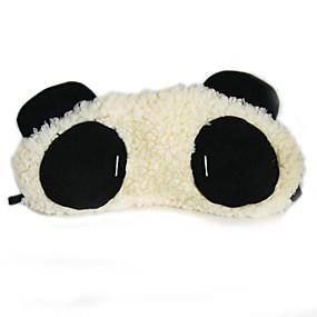 economico Accessori da viaggio-Mascherina copri occhi Panda