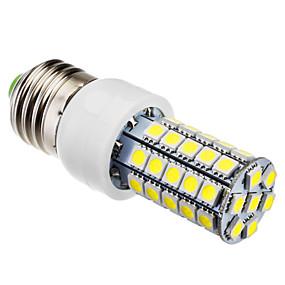 ieftine Becuri LED Corn-Becuri LED Corn 6000 lm E14 G9 GU10 T 47 LED-uri de margele SMD 5050 Alb Cald Alb Rece 220-240 V