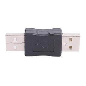 billige PC- og tablettilbehør-USB Mand til USB Male Stik