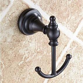 abordables Gadgets de Baño-Gancho para Albornoz Alta calidad Clásico Latón 1 pieza - Baño del hotel