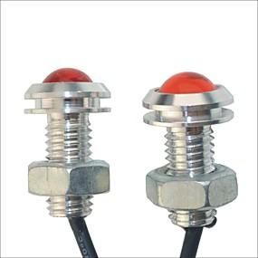 Недорогие Прочие светодиодные лампы-Лампы 1.5 W SMD LED 160 lm 1 Светодиодная лампа Внешние осветительные приборы Назначение