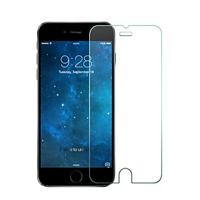 cheap iPhone 6s / 6 Screen Protectors-Screen Protector for Apple iPhone 6s / iPhone 6 Tempered Glass 1 pc Front Screen Protector 2.5D Curved edge / Explosion Proof / iPhone 6s / 6