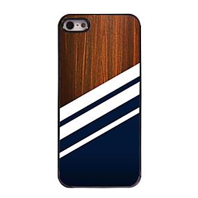 levne iPhone pouzdra-Carcasă Pro Apple iPhone 8 / iPhone 8 Plus / iPhone 7 Vzor Zadní kryt Textura dřeva Pevné PC pro iPhone 8 Plus / iPhone 8 / iPhone 7 Plus