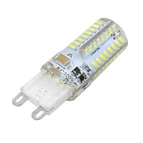 ieftine Becuri LED Corn-YWXLIGHT® 1 buc 3 W Becuri LED Corn 300 lm G9 T 64 LED-uri de margele SMD 3014 Intensitate Luminoasă Reglabilă Alb Cald Alb Rece 220-240 V / RoHs