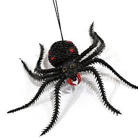 cheap Toy & Game-The Simulation Soft Glue Terrorist Spider At Six(Random Color)