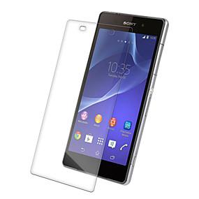 abordables Offres Quotidiennes-Protecteur d'écran pour Sony Sony Xperia Z3 Verre Trempé 1 pièce Haute Définition (HD)