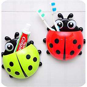 povoljno Gadgeti za kupaonicu-naslonjač za četkicu za zube s bubnjem za usisni zid