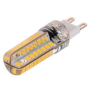 ieftine Becuri LED Corn-YWXLIGHT® 1 buc 10 W Becuri LED Corn 1000 lm G9 T 72 LED-uri de margele SMD 2835 Intensitate Luminoasă Reglabilă Alb Cald Alb Rece 220-240 V / 1 bc / RoHs